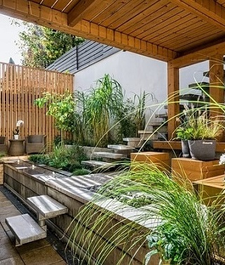 GTS dřevosklady terasa