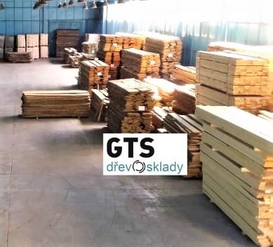 GTS dřevosklady sklad