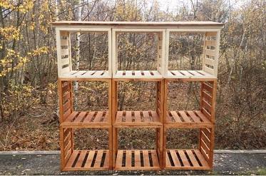 Dřevník Modular XL