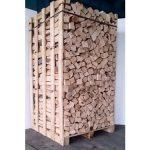Palivové dřevo paleta