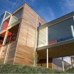 Dřevěná fasáda Kanadský cedr-min