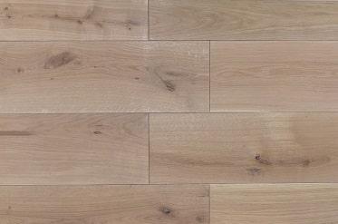 Masivní podlahy Classic White